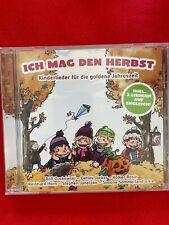 ICH MAG DEN HERBST - Kinderlieder für die goldene Jahreszeit - Rolf Zuckowski..