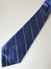 CALVIN KLEIN cravatta tie original 100% seta silk nuova new