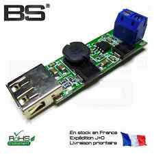 7-24V vers 5V5A DC convertisseur de tension DC-DC Module step-down courant élevé