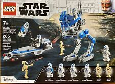 LEGO 75280 Disney Star Wars 501st Legion Clone Troopers Battle Pack