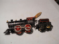 Bing Wind up Loco and tin tender