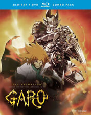 Garo the Animation: Season One Part Two [New Blu-ray] With DVD, Boxed Set