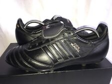 Adidas Copa Mundial Limited Edition Blackout Soccer Cleats Size 10.5 Germany