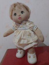 BAMBINA MY CHILD MY LOVE MATTEL 1985 doll poupee muneca bambola 0627HR