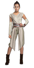 Womens Adult Star Wars REY The Force Awakens Costume