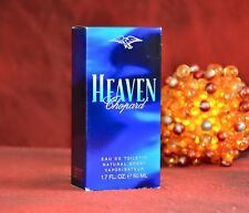 Chopard HEAVEN EDT 50ml Spray, VINTAGE, DISCONTINUED, VERY RARE, NEW IN BOX