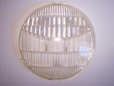 FORD TWOLITE HEADLAMP GLASS LENS HEADLIGHT VINTAGE ANTIQUE SCRIPT OVAL 91