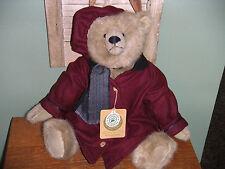 "Boyds Bears Plush 1999 ~14"" Bess W. Pattington~ The Artisan Collection"