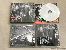 Emperor  Scattered Ashes - A Decade Of Emperial Wrath JAPAN 2CD (TFCK-87323) OBI