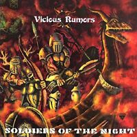 SOLDIERS OF THE NIGH - RUMORS VICIOUS [CD]