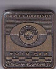 """""""HARLEY DAVIDSON TWIN CAM DAYTONA BIKE WEEK '99"""" pin"""