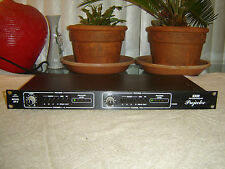 EXR SPII, Psychoacoustic Projector, Multi Mode 2 Channel Exciter, Vintage Rack