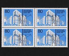 1987 germany Berlin Sc#9N540 Mi#785 Block of 4 Mint Never Hinged