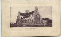 Bourg France Frankreich CPA 1911 église de Brou Partie an der Kirche
