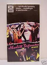 ABSOLUTE BEGINNERS,  EDDIE O'CONNELL,  VHS,  BRAND NEW