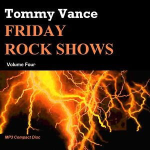 Pirate Radio [Not] Tommy Vance Rock Volume Four Listen In Your Car