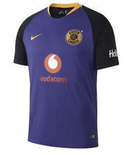 Nike Kaizer Chiefs 2018/19 Away Purple Football Shirt - Small - S - 919677-494