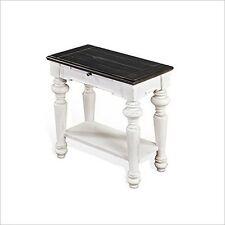 Sunny Designs 3273EC-CS European Cottage Chair Side Table European Cottage NEW