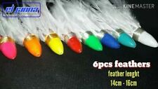 White Feather Lure For Casting