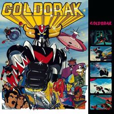 Compilation LP Goldorak - Réédition 2018 - France (M/M - Scellé)