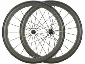 MAVIC Cosmic Pro Carbon UST Clincher Wheelset Road TT 700 TDF Wheels *MAVIC SALE