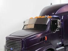 Tamiya RC 1/14 Ford Aeromax Semi Truck windshield Sun Visor Plate deflector