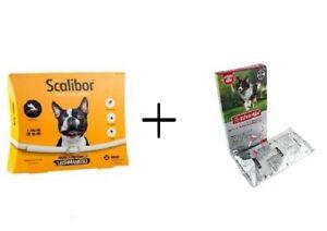 Scalibor 48 cm + Advantix (10-25 kg) 4 pipetas
