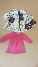 Next baby girl dresses 12-18 months