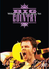 Big Country-Live Without The Aid Of A Safety Net DVD