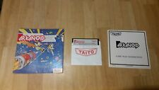"""Arkanoid Commodore 64 C64 Game 5.25"""" disk in box TESTED WORKS"""
