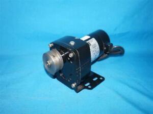 Bodine 24A2BEPM-D3 24A2BEPMD3 Shaft Gearmotor