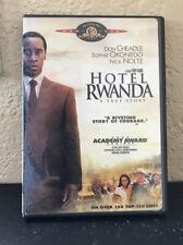Hotel Rwanda 🇷🇼, Dvd 📀