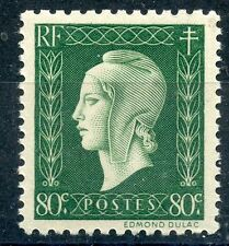 STAMP / TIMBRE FRANCE NEUF N° 688 ** MARIANNE DE DULAC