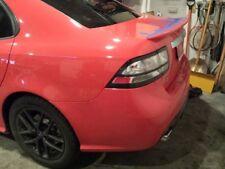 Painted Process Trunk Spoiler for Saab 9-3 H Type Sedan 2008-2012