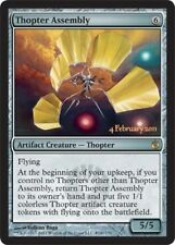 MTG 4X PROMO DCI FOIL THOPTER ASSEMBLY MINT MAGIC THE GATHERING ARTIFACT CARD
