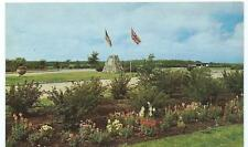 "Colour Postcard of ""The Cairn"", International Peace Garden, North Dakota"