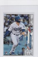 2020 TOPPS SERIES ONE RC GAVIN LUX LOS ANGELES DODGERS ROOKIE - B7691
