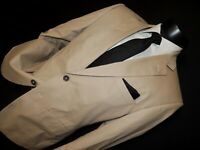 "Jones New York ""JNY"" men's 100% Cotton 2 Button dual vent jacket size 40 S"