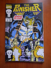 THE PUNISHER War Zone #5 Marvel Comics  [SA42]