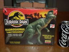 "Jurassic Park - Hadrosaurus Dinosaur, ""Corythosaurus"", Plastic Model Kit"