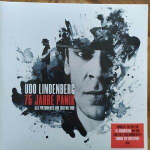 Udo Lindenberg  - 75 Jahre Panik limitierte, nummerierte  2-LP Splatter Vinyl