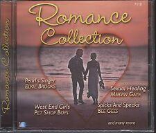 Romance Collection CD
