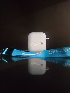 Airpods case cover (Nike off-white)