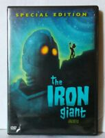 The Iron Giant DVD 2003, Special Edition Family Movie Night Warner Brothers