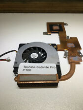 Toshiba Satellite Pro P100 Internal Laptop Cooling Fan & Heat sink