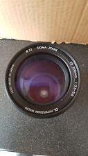 Sigma 28-200mm f1: 3.5-5.6 Aspherical IF Lens