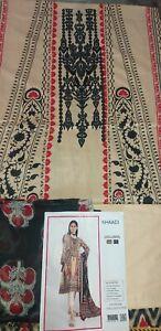 Kameez Salwar Suit Pakistani Dress Casual Designer 3 Piece Suit inspired khaddi