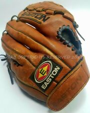 EASTON Black Magic Leather Baseball Softball Right Hand Throw GLOVE Mitt RHT 11""