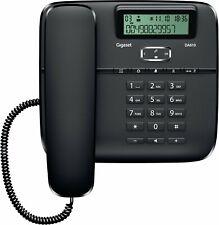 "Gigaset DA610 schnurgebundenes Telefon, Display, schwarz ""wie neu"""
