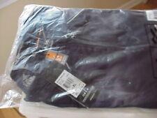 New Adidas ClimaProof Storm Golf Full Zip L/S Wind Warm Jacket XL Blue